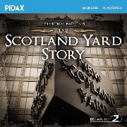 Cover-Bild zu eBook Die Scotland Yard-Story