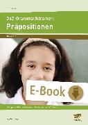Cover-Bild zu DaZ-Grammatiktrainer: Präpositionen (eBook) von Isernhagen, Anja