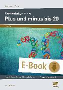 Cover-Bild zu Rechenlabyrinthe: Plus und minus bis 20 (eBook) von Mathiesen, Leonie