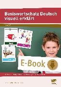 Cover-Bild zu Basiswortschatz Deutsch visuell erklärt (eBook) von Jantzen, Cornelia