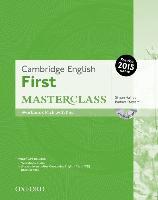 Cover-Bild zu Cambridge English: First Masterclass: Workbook Pack with Key