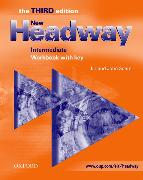 Cover-Bild zu New Headway: Intermediate Third Edition: Workbook (with Key) von Soars, Liz