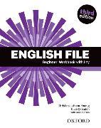 Cover-Bild zu English File: Beginner: Workbook with key