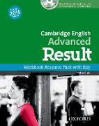Cover-Bild zu Cambridge English: Advanced Result: Workbook Resource Pack with Key