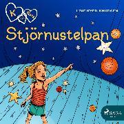 Cover-Bild zu eBook K fyrir Klara 10 - Stjörnustelpan