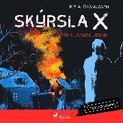 Cover-Bild zu eBook Skýrsla X - Brennuvargurinn