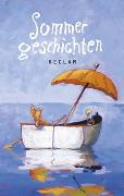 Cover-Bild zu Sommergeschichten von Frisch, Hanns (Hrsg.)