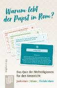 Cover-Bild zu Warum lebt der Papst in Rom? von Sigg, Stephan