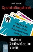 Cover-Bild zu Die Spezialauftragskartei von Thömmes, Arthur