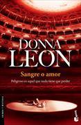 Cover-Bild zu Sangre o amor von Leon, Donna