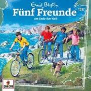 Cover-Bild zu Fünf Freunde 138. Am Ende der Welt von Fünf Freunde (Komponist)