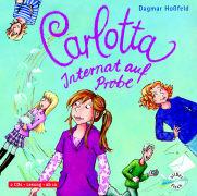Cover-Bild zu Carlotta - Internat auf Probe von Hoßfeld, Dagmar