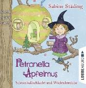 Cover-Bild zu Petronella Apfelmus - Schneeballschlacht und Wichtelstreiche von Städing, Sabine