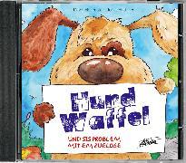 Cover-Bild zu Hund Waffel - und sis Problem mit em Zuelose von Hollenstein, David