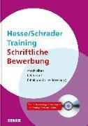 Cover-Bild zu Training Schriftliche Bewerbung von Hesse