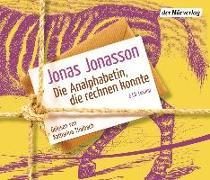 Cover-Bild zu Die Analphabetin, die rechnen konnte von Jonasson, Jonas