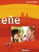Cover-Bild zu eñe A1. Spanischkurs. Sprachtrainer mit Audio-CD von Crespo Picó, Mila