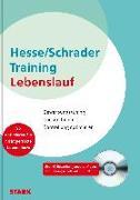 Cover-Bild zu Hesse/Schrader: Training Lebenslauf von Jürgen Hesse Hans Christian S