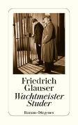 Cover-Bild zu Wachtmeister Studer von Glauser, Friedrich