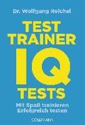 Cover-Bild zu Testtrainer IQ-Tests von Reichel, Wolfgang