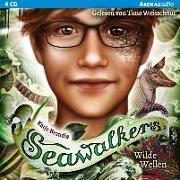 Cover-Bild zu Seawalkers (3). Wilde Wellen von Brandis, Katja