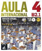 Cover-Bild zu Aula Internacional 4. Curso de Español. Nueva Edicion von Corpas, Jaime
