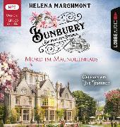 Cover-Bild zu Bunburry - Mord im Magnolienhaus von Marchmont, Helena