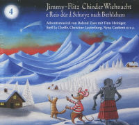 Cover-Bild zu E Reis dür d Schwyz nach Bethlehem von Zoss, Roland