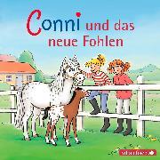 Cover-Bild zu Conni und das neue Fohlen von Boehme, Julia