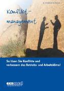 Cover-Bild zu Konfliktmanagement von Müller, E.-Werner