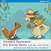 Cover-Bild zu Die kleine Dame und der rote Prinz 2 von Taschinski, Stefanie
