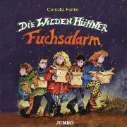 Cover-Bild zu Die wilden Hühner. Fuchsalarm von Funke, Cornelia