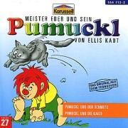 Cover-Bild zu Meister Eder 27 und sein Pumuckl. Pumuckl und der Schmutz / Pumuckl und die Katze. CD von Kaut, Ellis