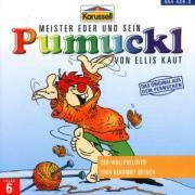 Cover-Bild zu Meister Eder 06 und sein Pumuckl. Der Wollpullover. Eder bekommt Besuch. CD von Kaut, Ellis