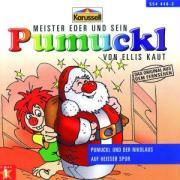 Cover-Bild zu Meister Eder X-MAS 1 und sein Pumuckl. Pumuckl und der Nikolaus. Auf heisser Spur von Kaut, Ellis