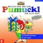 Cover-Bild zu Meister Eder X-MAS 2 und sein Pumuckl. Pumuckl und das Weihnachtsgeschenk. Pumuckl und der erste Schnee von Kaut, Ellis