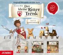 Cover-Bild zu Der kleine Ritter Trenk - Die Sammlerbox 3, CD 7-9 von Boie, Kirsten