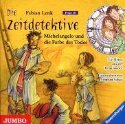 Cover-Bild zu Die Zeitdetektive 20: Michelangelo und die Farbe des Todes von Lenk, Fabian