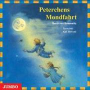 Cover-Bild zu Peterchens Mondfahrt. CD von Bassewitz, Gerdt von