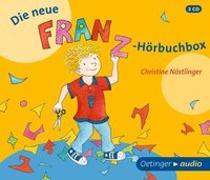 Cover-Bild zu Die neue Franz Hörbuchbox (3 CD) von Nöstlinger, Christine