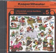 Cover-Bild zu s Mondchalb und de Hurrlibutz / De Rüeblidieb von Torelli, Ines (Gelesen)