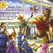 Cover-Bild zu Jimmy-Flitz e Reis dür d'Schwyz 2 von Zoss, Roland