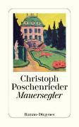 Cover-Bild zu Mauersegler von Poschenrieder, Christoph