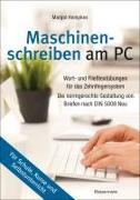 Cover-Bild zu Maschinenschreiben am PC von Kempkes, Margot