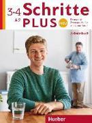 Cover-Bild zu Schritte plus Neu 3+4. Deutsch als Zweitsprache für Alltag und Beruf von Niebisch, Daniela