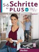 Cover-Bild zu Schritte plus Neu 5+6. Arbeitsbuch + 2 Audio-CDs zum Arbeitsbuch von Gottstein-Schramm, Barbara