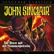 Cover-Bild zu John Sinclair Classics - Folge 43 von Dark, Jason