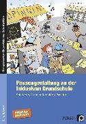 Cover-Bild zu Pausengestaltung an der inklusiven Grundschule von Buschmann, Britta