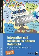 Cover-Bild zu Integration und Inklusion im offenen Unterricht (eBook) von Achterberg-Scherm, Katrin