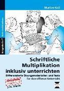 Cover-Bild zu Schriftliche Multiplikation inklusiv unterrichten von Keil, Marion